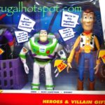 Disney Pixar Toy Story Heroes and Villain Talking Figures 3-Pack Costco | Frugal Hotspot