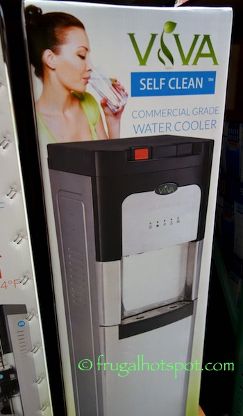 Viva Self Clean Commercial Grade Water Cooler Costco | Frugal Hotspot