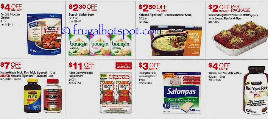 Costco Coupon Book: October 27, 2016 - November 27, 2016. Frugal Hotspot. Page 10