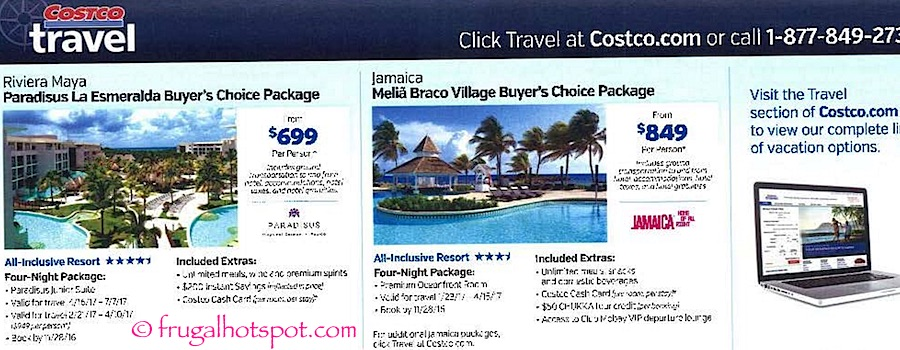 Costco Coupon Book: October 27, 2016 - November 27, 2016. Frugal Hotspot. Page 19