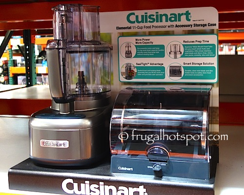 Cuisinart Elemental 11-Cup Food Processor Costco | Frugal Hotspot