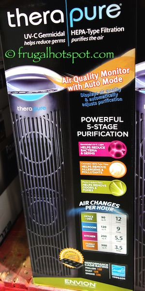 Envion Therapure TPP640S Air Purifier Costco | Frugal Hotspot
