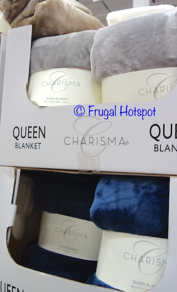Charisma Queen Blanket at Costco