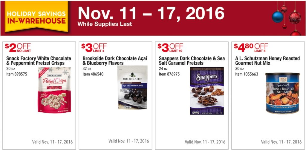 Costco Pre-Black Friday Sale: November 11 - 17, 2016. Prices Listed. | Page 1 | Frugal Hotspot