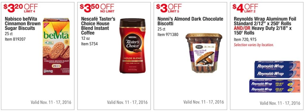 Costco Pre-Black Friday Sale: November 11 - 17, 2016. Prices Listed. | Page 2 | Frugal Hotspot