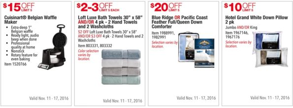 Costco Pre-Black Friday Sale: November 11 - 17, 2016. Prices Listed. | Page 6 | Frugal Hotspot