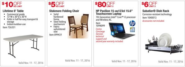 Costco Pre-Black Friday Sale: November 11 - 17, 2016. Prices Listed. | Page 7 | Frugal Hotspot