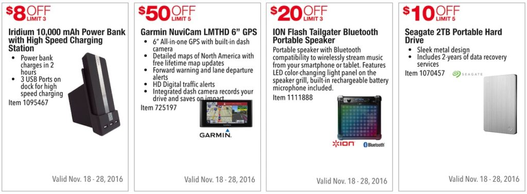 Costco Pre-Black Friday Holiday Sale: November 18 - 28, 2016. Prices Listed. | Frugal Hotspot | Page 10