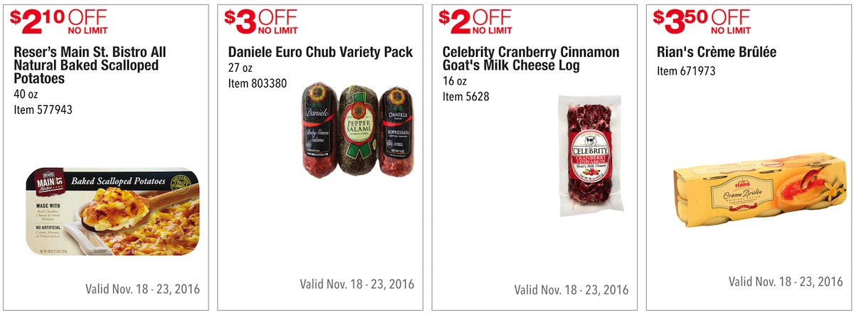 Costco Pre-Black Friday Holiday Sale: November 18 - 23, 2016. Prices Listed. | Frugal Hotspot | Page 10
