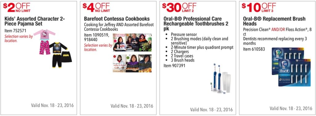 Costco Pre-Black Friday Holiday Sale: November 18 - 23, 2016. Prices Listed. | Frugal Hotspot | Page 7