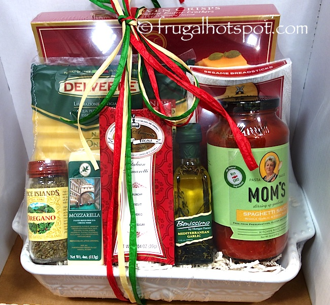 Costco italian kitchen gift pack frugal hotspot for Italian kitchen gifts