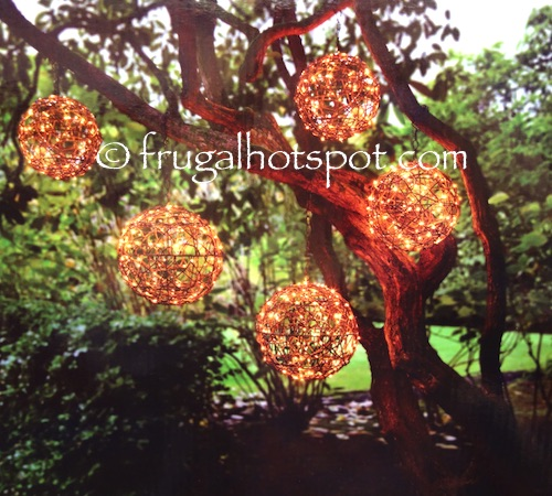 Outdoor Lighted Spheres Costco sale inside outside garden lighted spheres 2 pk 3999 costco sale inside outside lighted spheres 2 pk 3999 workwithnaturefo