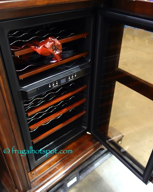 Costco Tresanti 24 Bottle Wine Cooler With Granite Top