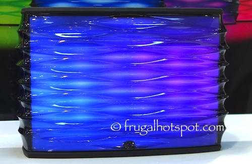 iHome IBT90 Color Changing Speaker Costco | Frugal Hotspot