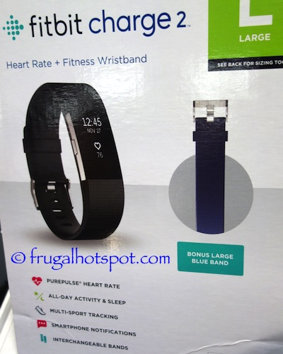 Costco Sale: Fitbit Charge 2 Fitness Wristband $119 99