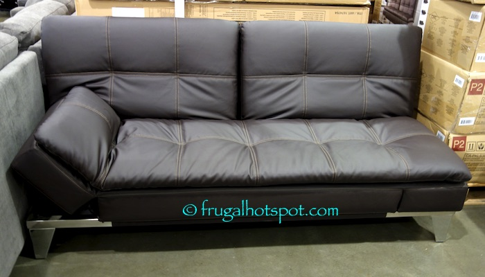 Costco lifestyle solutions euro lounger frugal for Sofa 99 euro