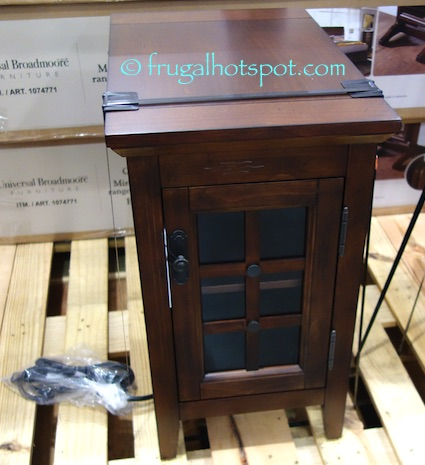 Costco Broyhill Chairside Table 124 99 Frugal Hotspot