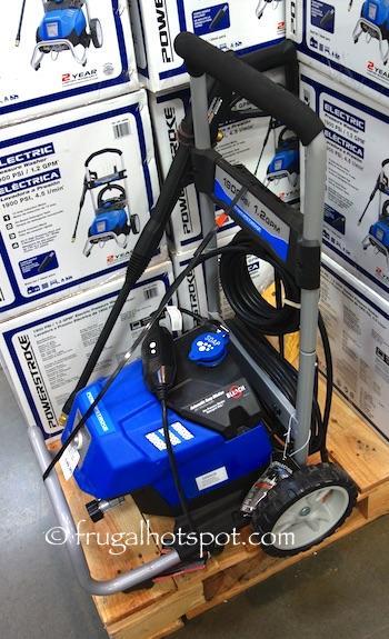 Costco Sale: Powerstroke 1900 PSI Electric Pressure Washer $129.99