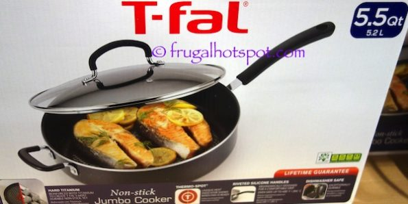 T-fal Non-stick Jumbo Cooker at Costco