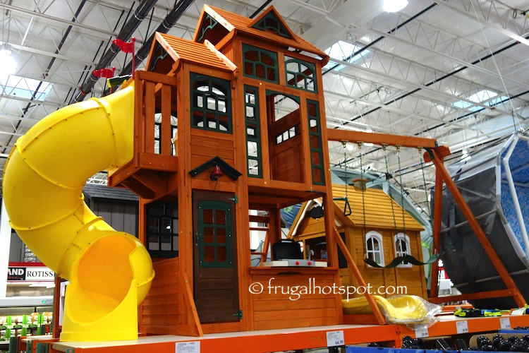 Cedar Summit Play Canyon Ridge Play Set | Costco