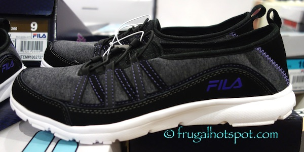 67f7c91b761 Costco has the Fila Ladies Memory Foam Slip-on Shoe on sale for  15.99  (after manufacturer s instant rebate)