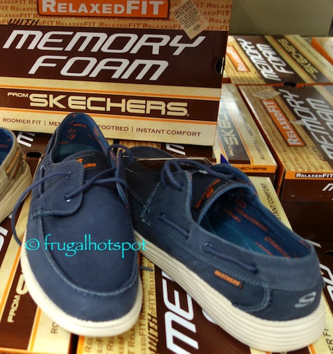 costco sale skechers s canvas boat shoes 19 99