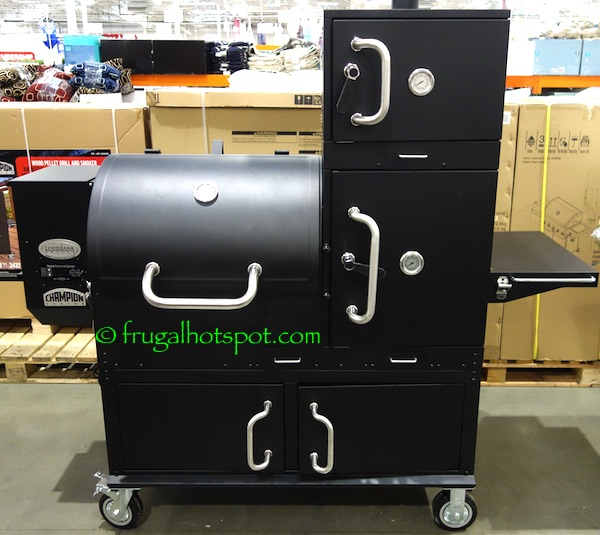 Costco: Louisiana Grills Champion Wood Pellet Grill and ...