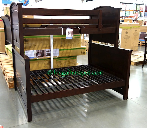 Costco Sale: Bayside Furnishings Twin Over Full Bunkbed