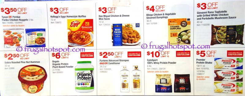 Costco Coupon Book August 3 2017 August 27 2017