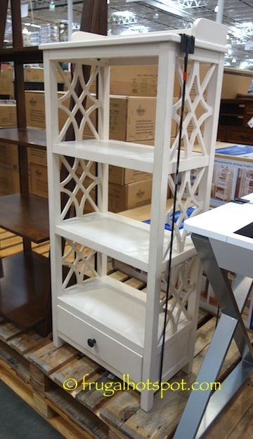 Costco Sale: Klaussner Etagere Bookcase $119.99