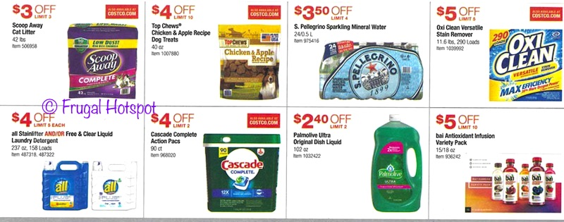 Costco Coupon Book August 31 2017 September 24 2017