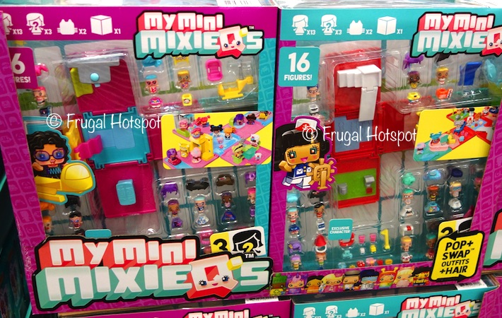 My mini mixie q 39 s playset item 1140466 villa party collection or cruise party collection - Costco toys for kids ...