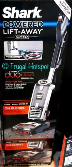 Shark Powered Lift-Away Speed Upright Vacuum at Costco