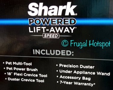 Costco Sale Shark Powered Lift Away Speed Upright Vacuum