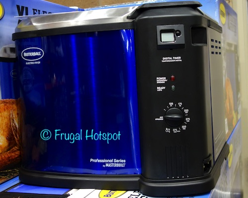 Costco: Butterball Indoor XL Electric Fryer by Masterbuilt $129.99