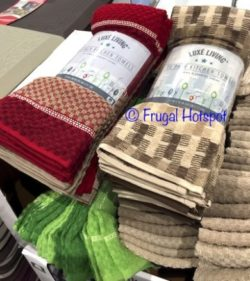Chef's Pantry Luxe Living Kitchen Towel 10-Pack at Costco
