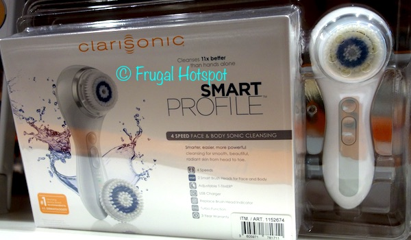 Costco Sale: Clarisonic Smart Profile Face and Body Sonic Cleansing $139.99