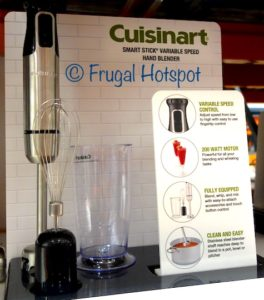 Cuisinart Smart Stick Variable Speed Hand Blender at Costco