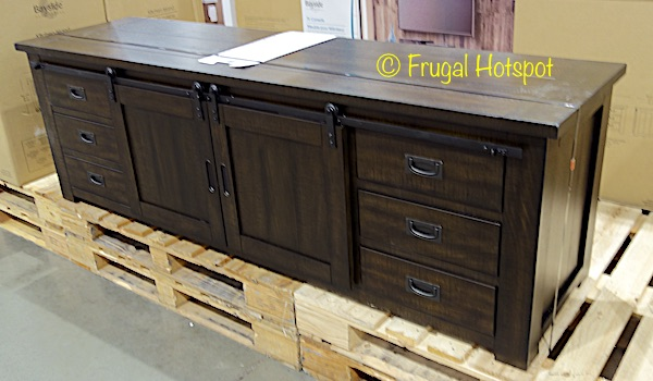Bayside Furnishings TV Console at Costco