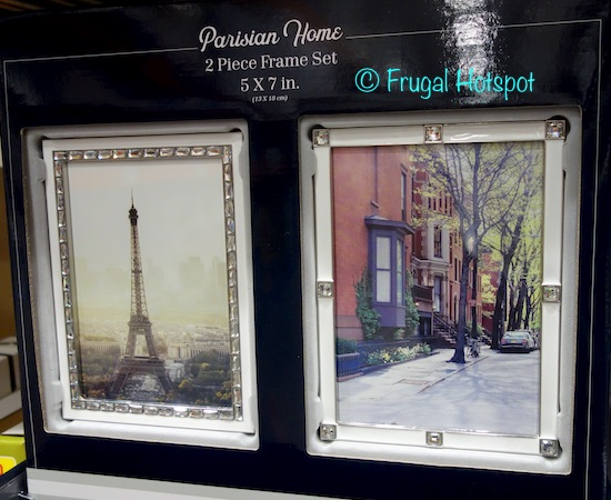 Costco Sale: Parisian Home 5×7 Photo Frame 2-Pk $10.99 | Frugal Hotspot