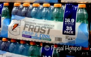 Gatorade Frost Variety pack at Costco