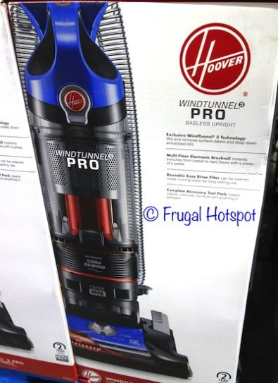 Hoover Windtunnel 3 Pro Upright Vacuum at Costco