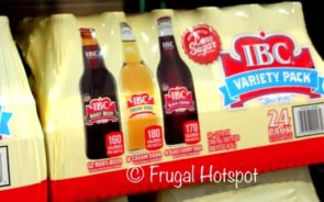 IBC Variety Pack (Rootbeer, Cream Soda and Black Cherry) at Costco