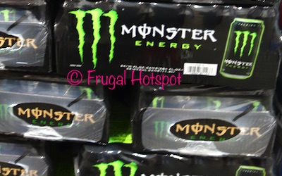 Monster Energy Drink 24/16 oz at Costco