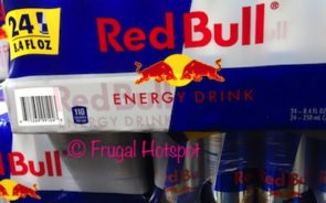 Red Bull Energy Drink at Costco