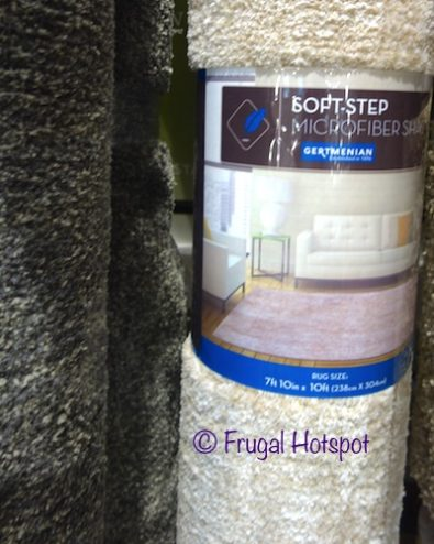"Costco Sale: Soft Step Microfiber Shag Rug 7'10"" x 10′ $149.99"