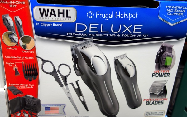 Costco sale wahl deluxe all in one haircut kit 2399 frugal hotspot costco has the wahl deluxe all in one haircut kit on sale for 2399 after instant savings now through april 15 2018 that is 6 off costcos regular solutioingenieria Gallery