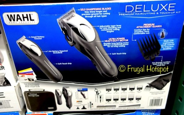 Wahl Deluxe All-in-One Haircut Kit at Costco