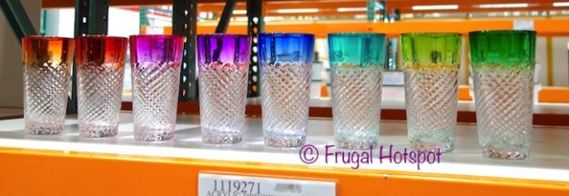 Acrylic Tumbler 8-Piece Set at Costco