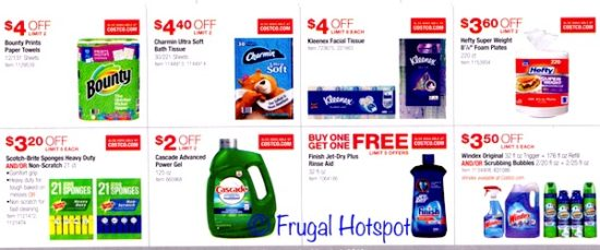 Costco Coupon Book: February 8, 2018 - March 4, 2018